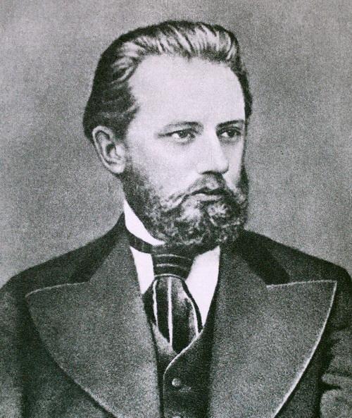 Чайковский 1875